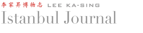 "Lee Ka-sing  ""Istanbul Journal"""